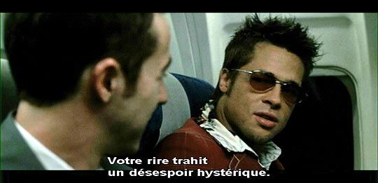 « Fight Club » (1999) de David FINCHER